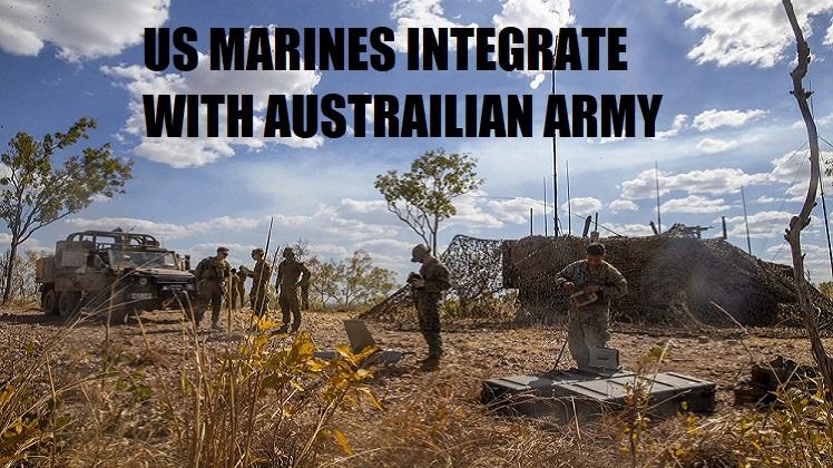Marines integrate sUAS into Australian Army unit