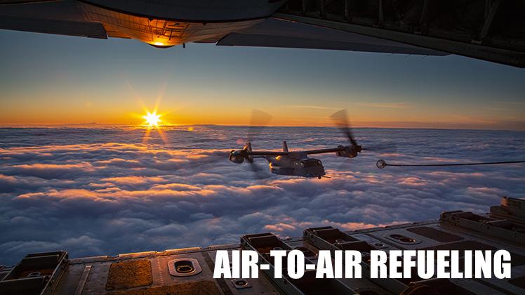 VMGR-152 Aerial Refueling