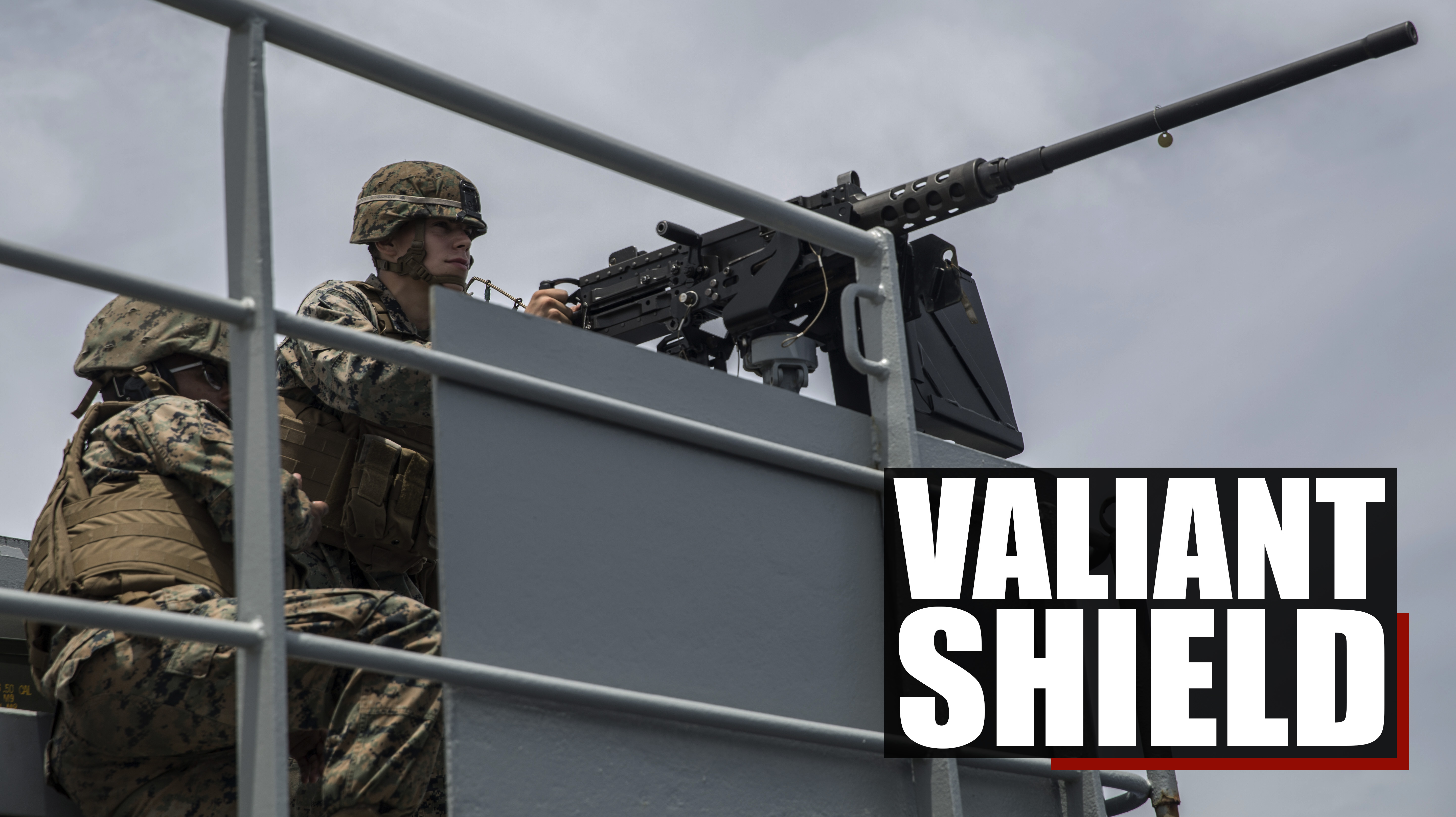 Valiant Shield