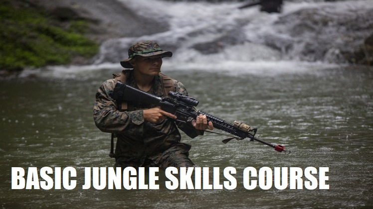 Basic Jungle Skills Course